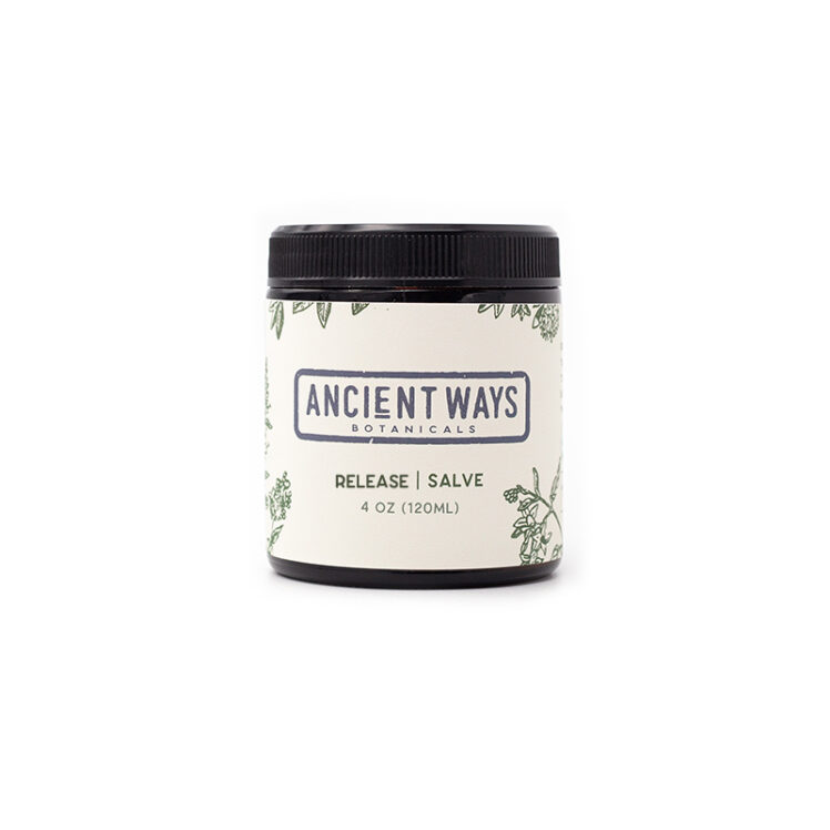 Single Jar Release Salve 4oz