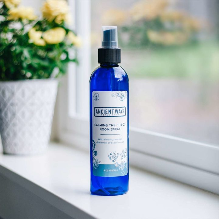Room Spray that calms by Ancient Ways Botanicals