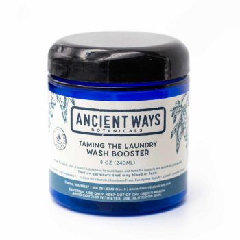 Laundry Booster in 8 oz by Ancient Ways Botanicals