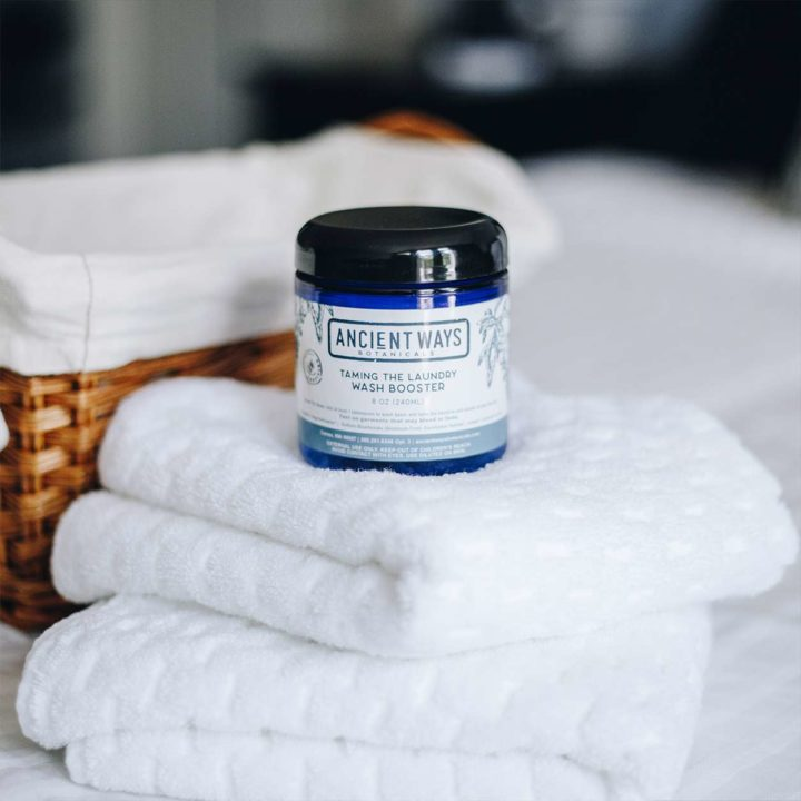 Laundry booster by Ancient Ways Botanicals