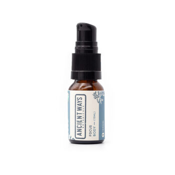 Single pump15ml Focus body blend