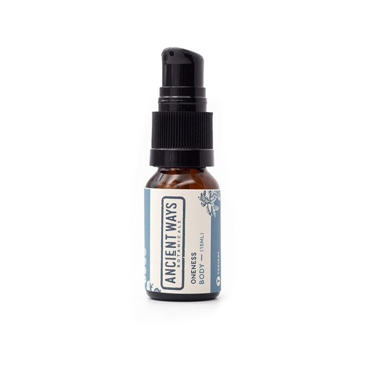 Single pump15ml Oneness body blend