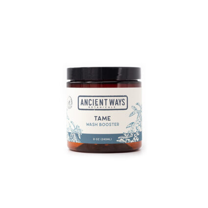 Single 8oz Jar Tame Wash Booster