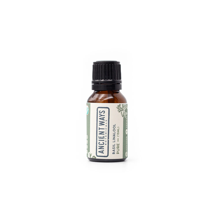 Single 15ml Basil Linalool