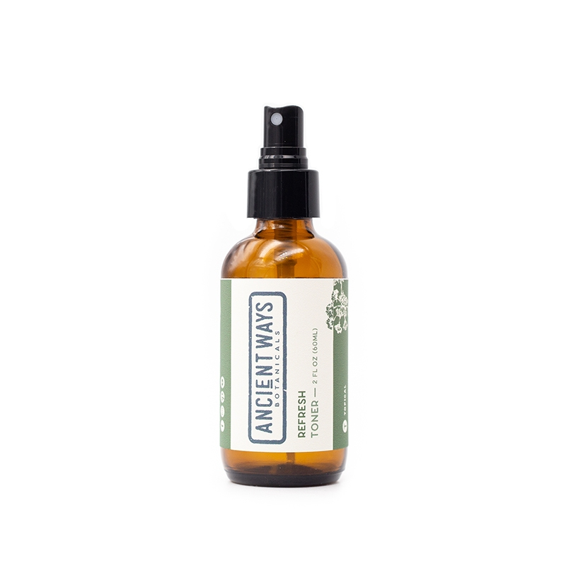 Single Spray Refresh Toner 2oz
