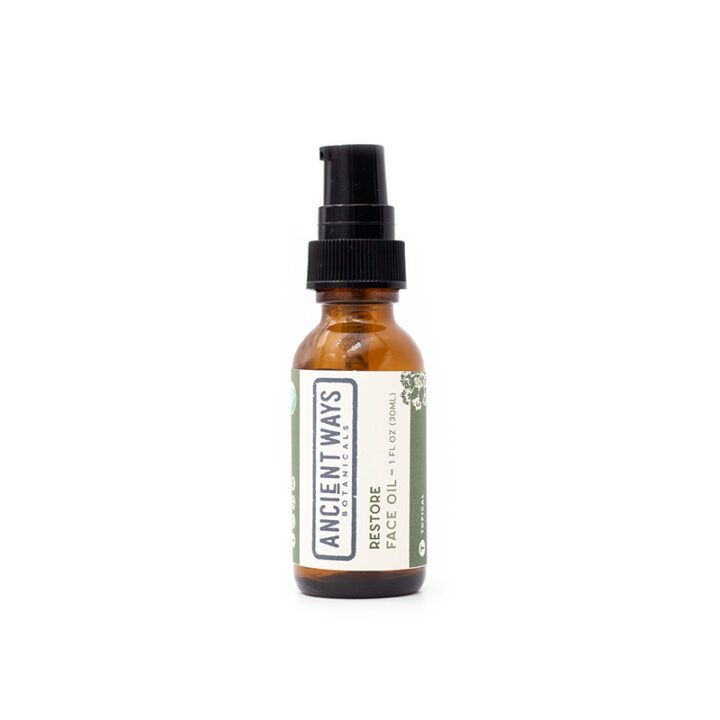 Single Pump Restore Face Oil 30ml